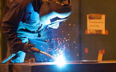 Fabrication – Only as good as the welder that welds it